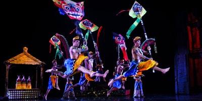 Devdan Nusa Dua Theater Bali